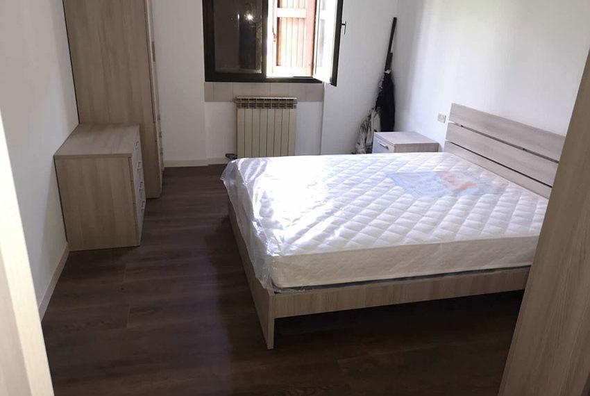 affitto appartamento clusone rustico cascina camera matrimoniale