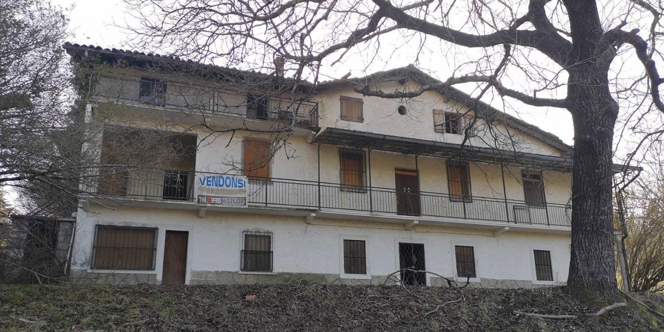 Vendita cascina rustico da ristrutturare Valle Seriana
